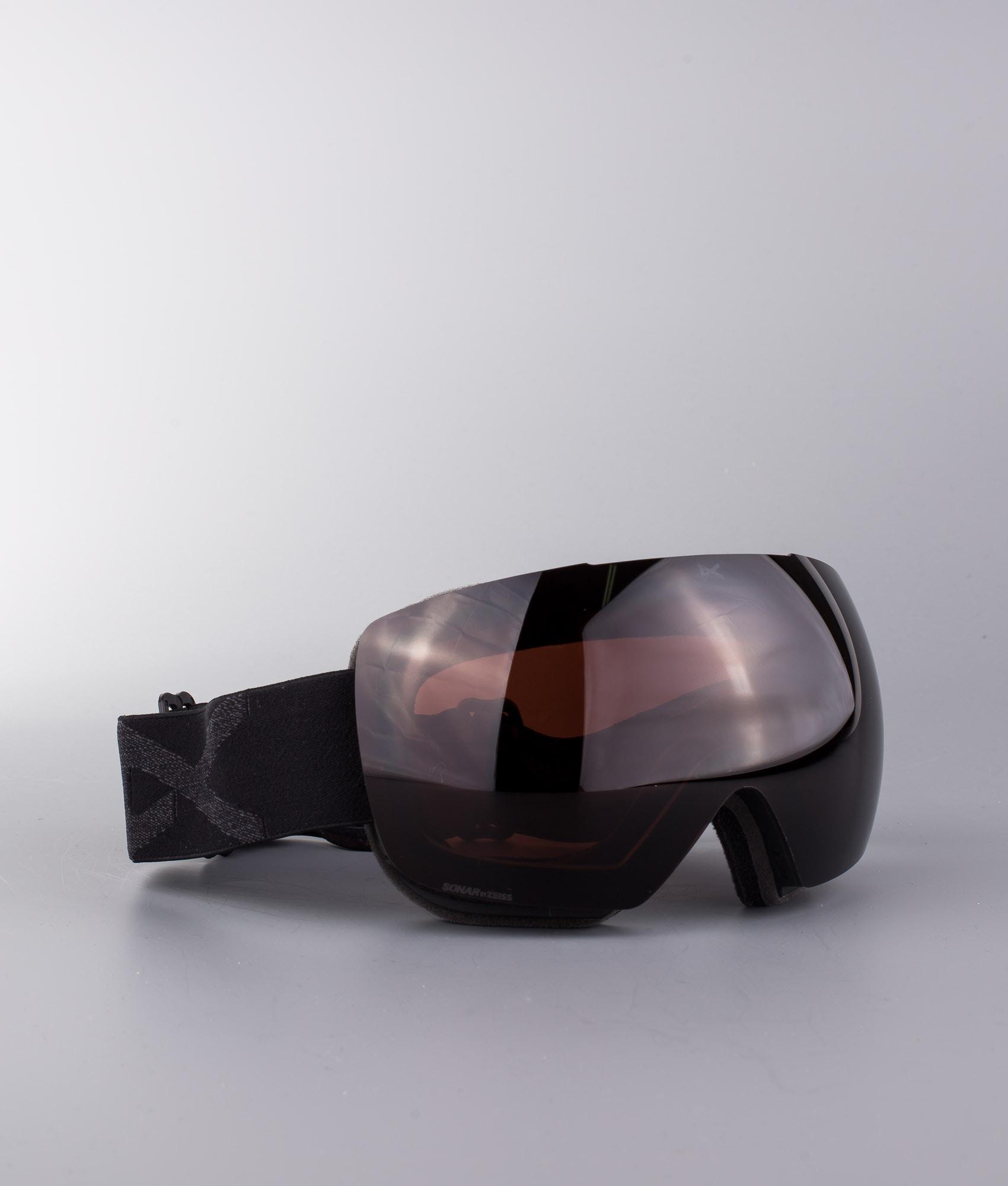 Anon Mig Mfi Skidglasögon Smoke Sonarsmoke - Ridestore.se c52987d1af450