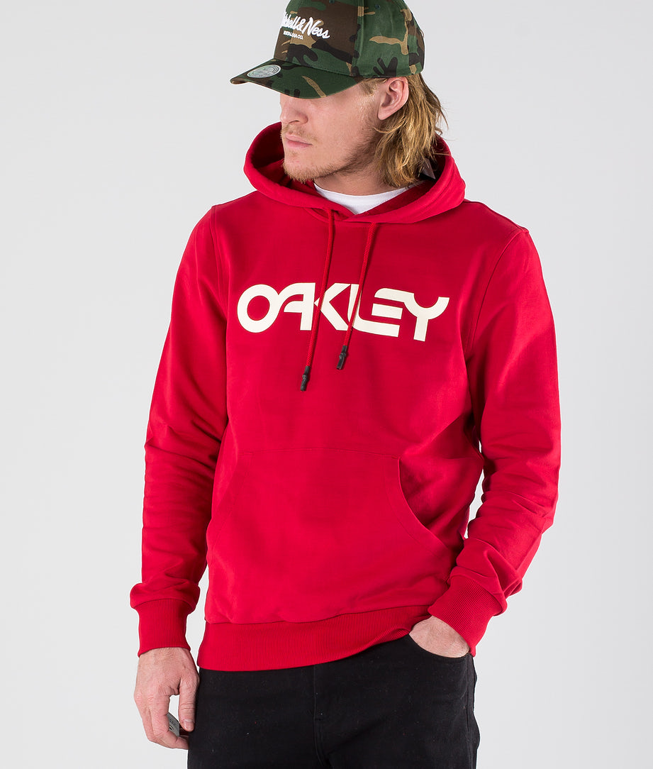 Oakley B1B Hoodie Samba Red
