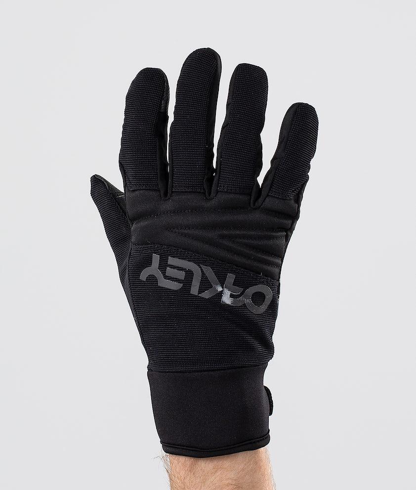 Oakley Factory Park Ski Gloves Blackout