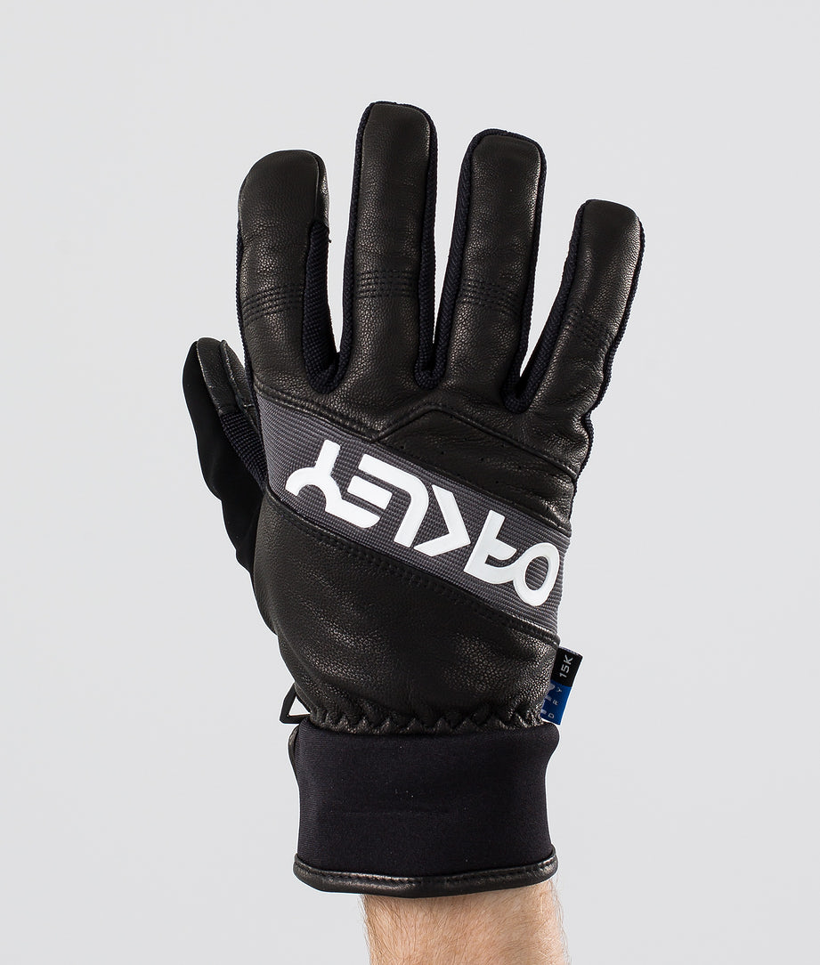 Oakley Factory Winter 2.0 Ski Gloves Blackout