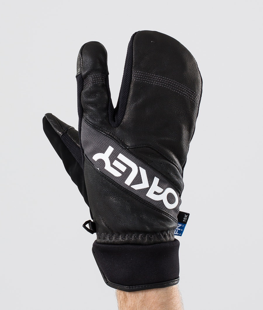 Oakley Factory Winter Trigger Gants de Ski Blackout