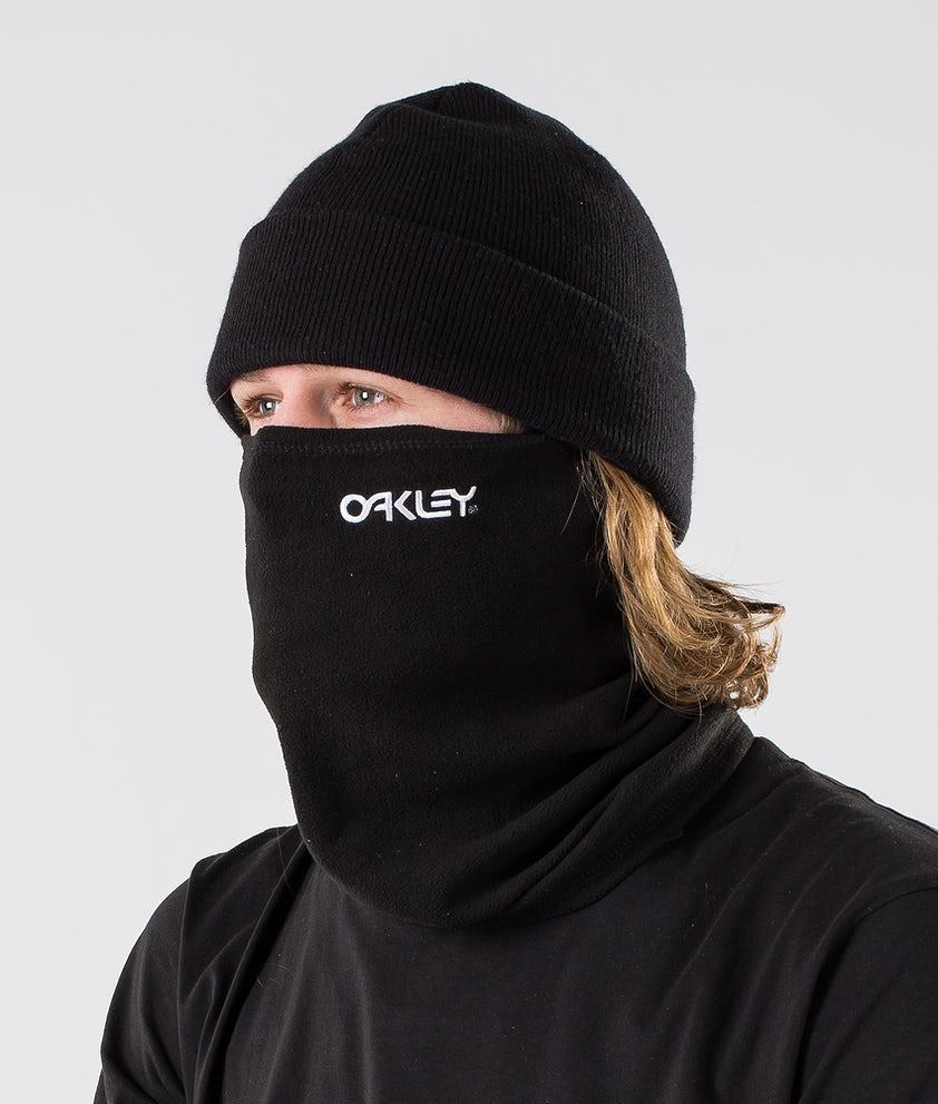 Oakley Neck Gaiter Kasvosuoja Blackout