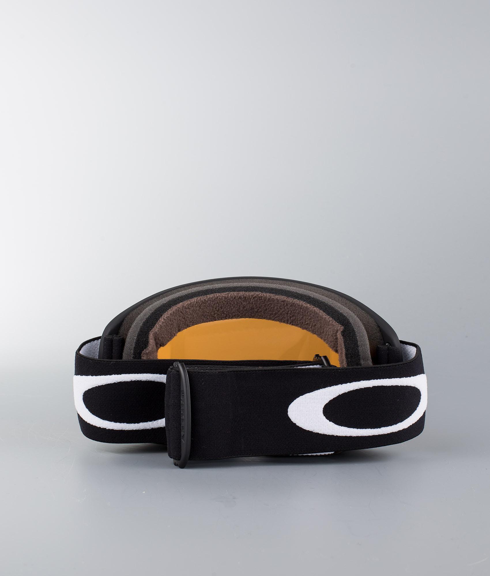 b341aa6d6374d Oakley O Frame 2.0 XL Ski Goggle Matte Black W Persimmon - Ridestore.com