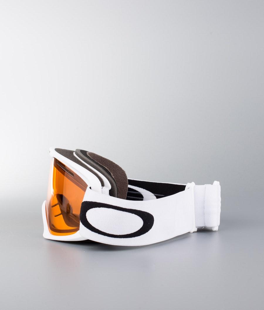 Oakley O Frame 2.0 XL Maschera Sci Matte White W/Persimmon
