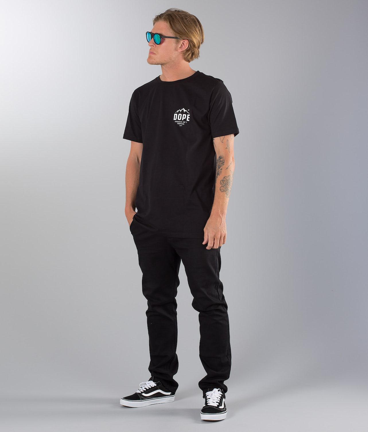 Kjøp Paradise II T-shirt fra Dope på Ridestore.no - Hos oss har du alltid fri frakt, fri retur og 30 dagers åpent kjøp!
