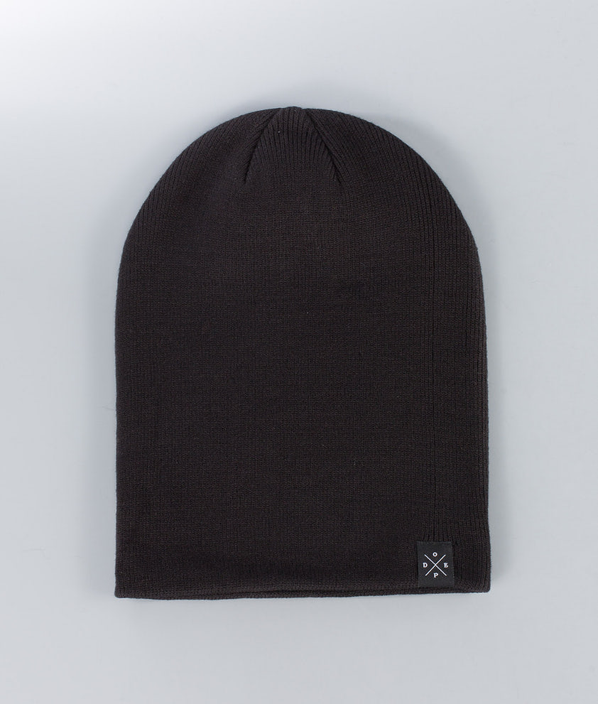 Dope Solitude Beanie Black
