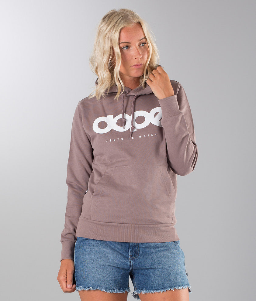Dope OG logo Copain Hood Faded Purple
