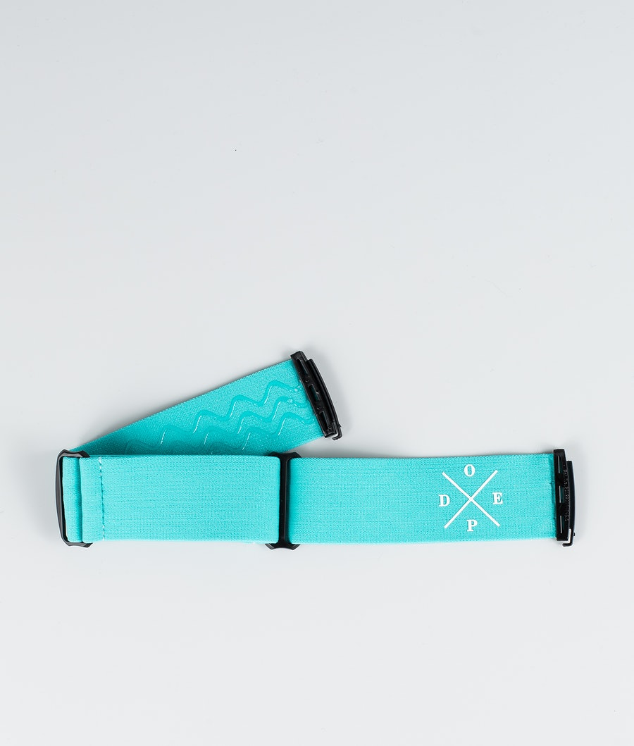 Dope 2X-UP Strap Accessori maschere Azure