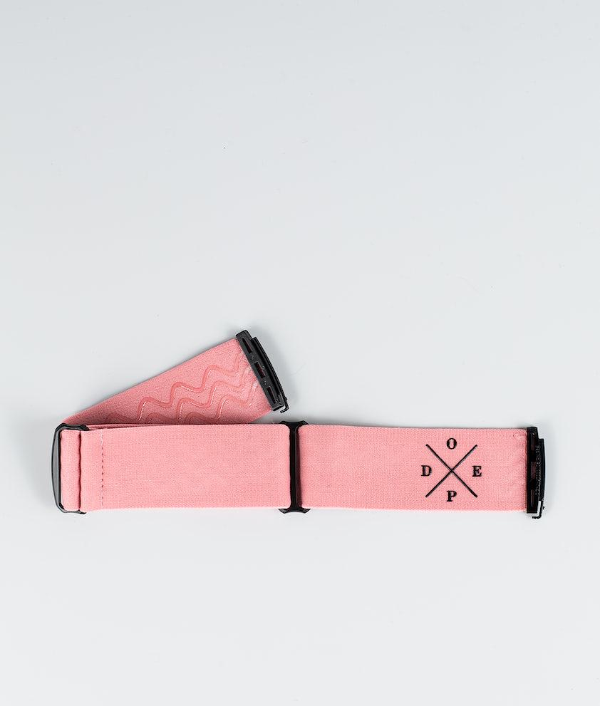 Dope 2X-UP Strap Skibrille Zubehör Pink