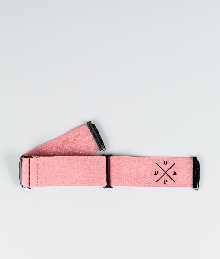 Dope 2X-UP Strap Accessori maschere Pink