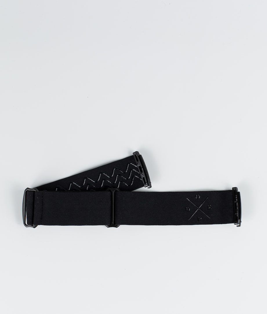 Dope 2X-UP Strap Skibrille Zubehör Pitch Black
