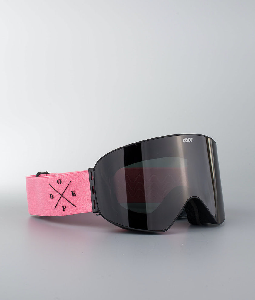 Dope Flush 2X-UP Skidglasögon Black W/Pink Black