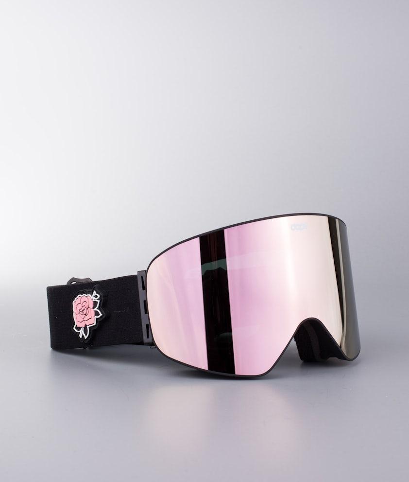 Dope Flush Rose Skibriller Rose Pink Mirror