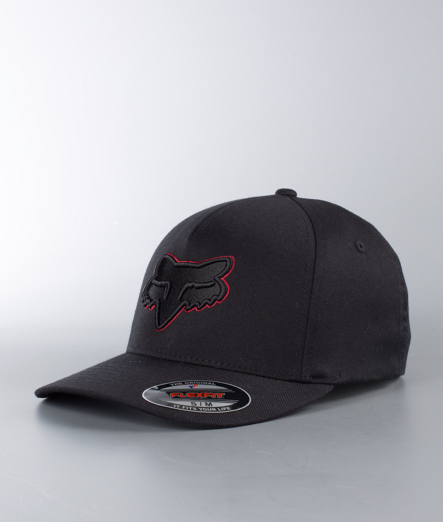 0a771270f Fox Epicycle Flexfit Cap Black - Ridestore.com
