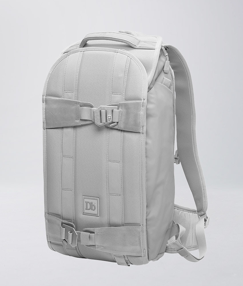 Douchebags The Explorer Bag Cloud Grey