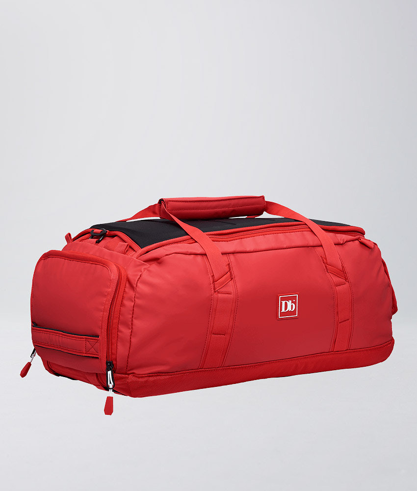 Douchebags The Carryall 40L Bag Scarlet Red
