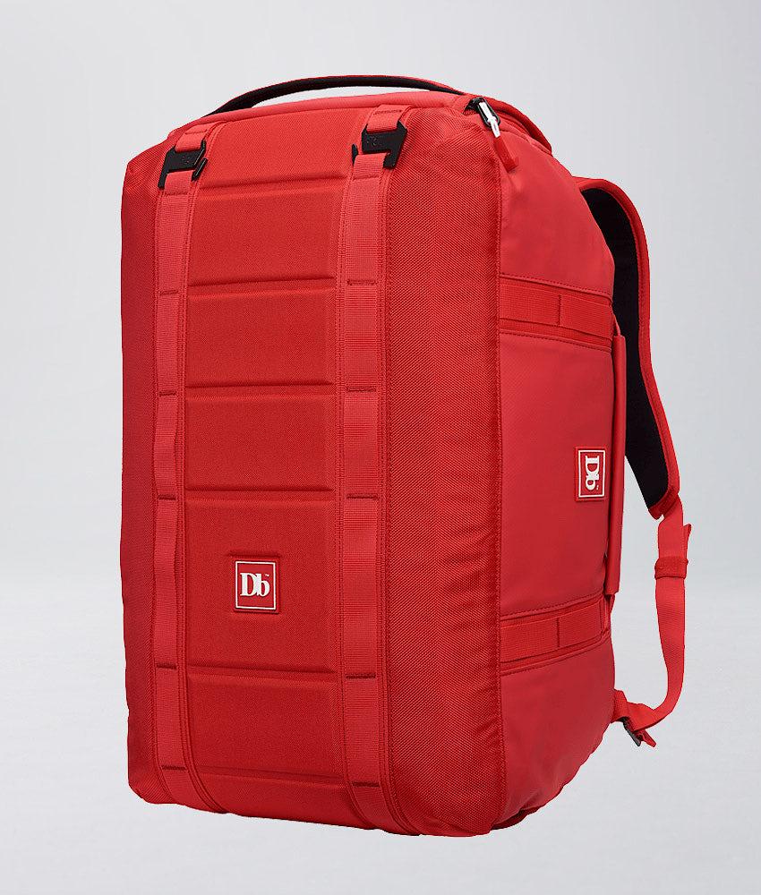 Douchebags The Carryall 40L Veske Scarlet Red
