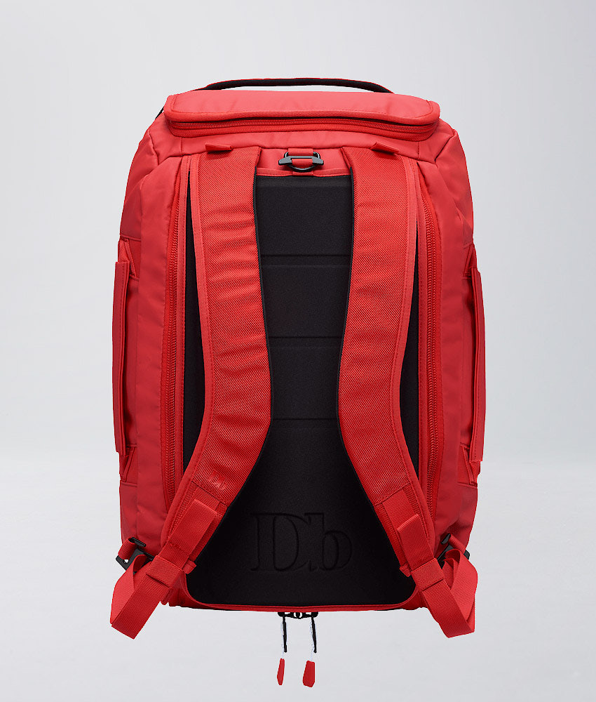 Douchebags The Carryall 40L Bag Scarlet Red - Ridestore.com f075dd4129