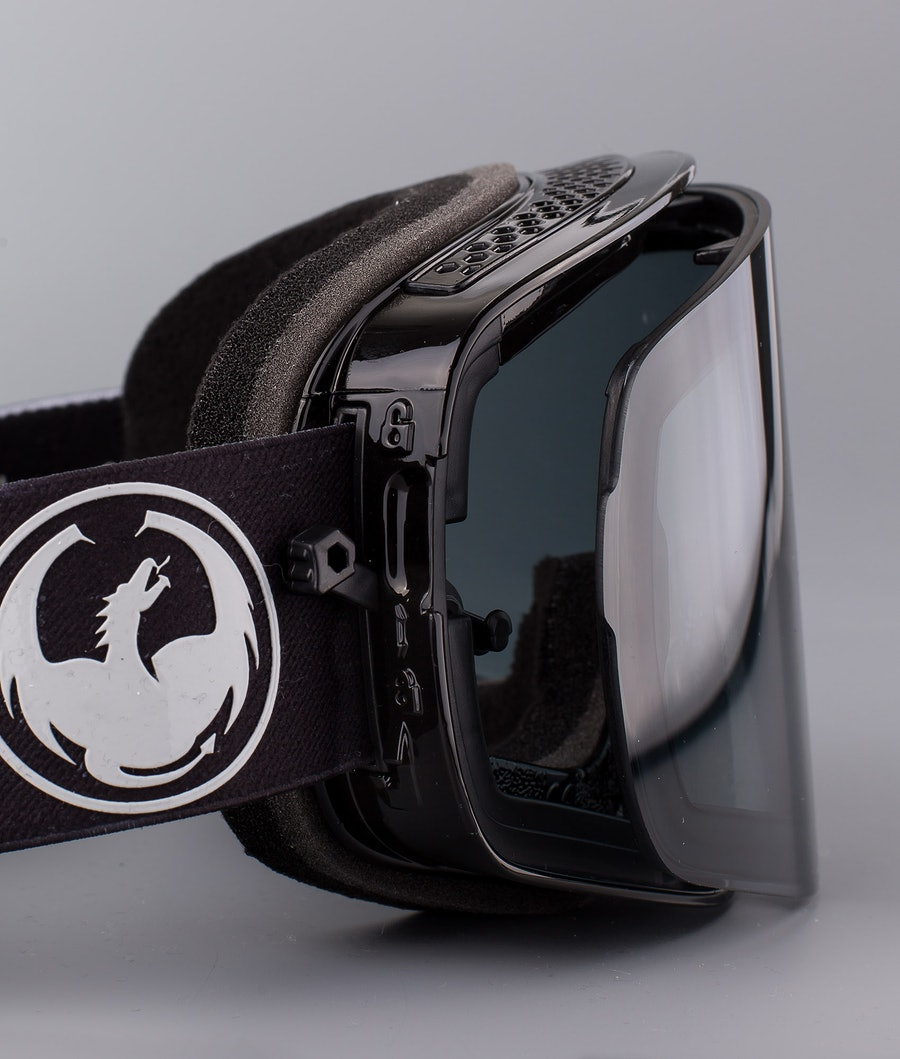 Dragon NFX2 Skibriller Blakepaulsig W/Dark Smoke+Lumalens Rose