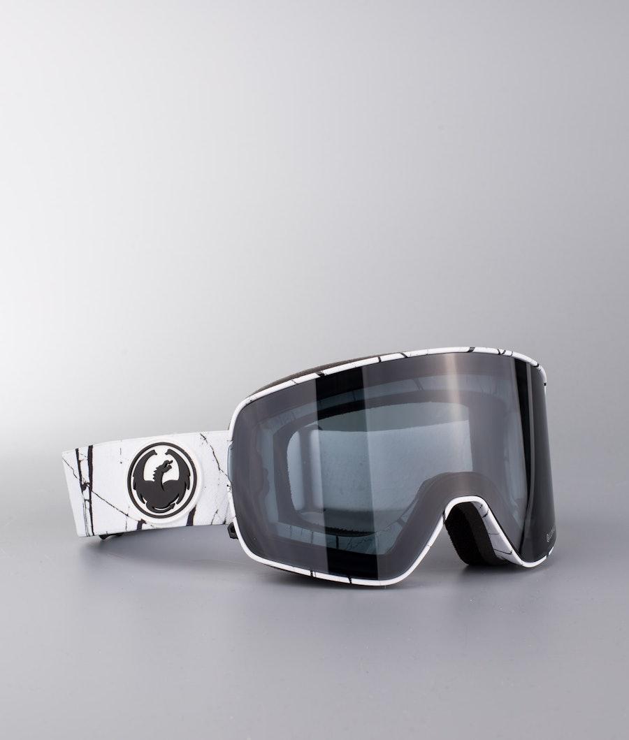 Dragon NFX2 Masque de ski Jossi Welumalens Ssig W/Dark Smoke+Lumalens Rose