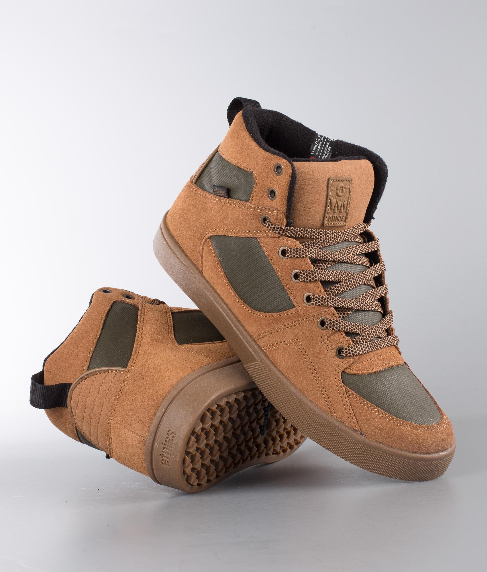 Etnies Harrison Htw Shoes Brown/Gum