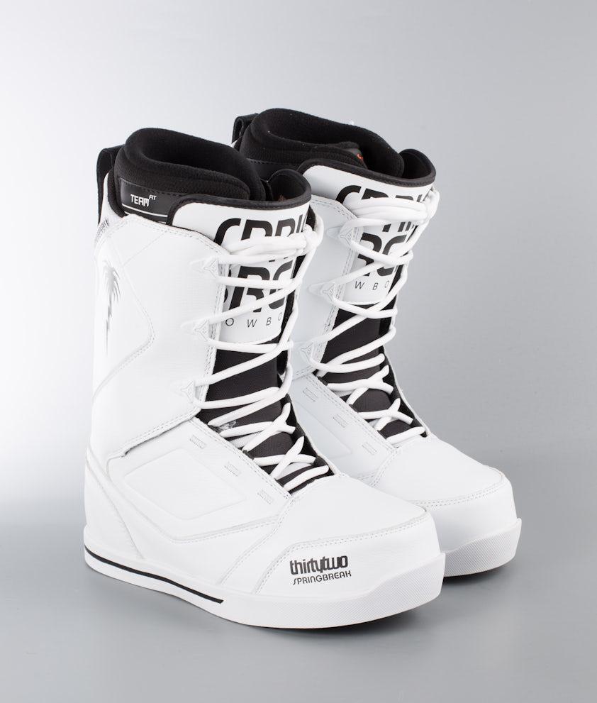 Thirty Two Zephyr Premium Spring Break 18 Snowboardboots White/Black