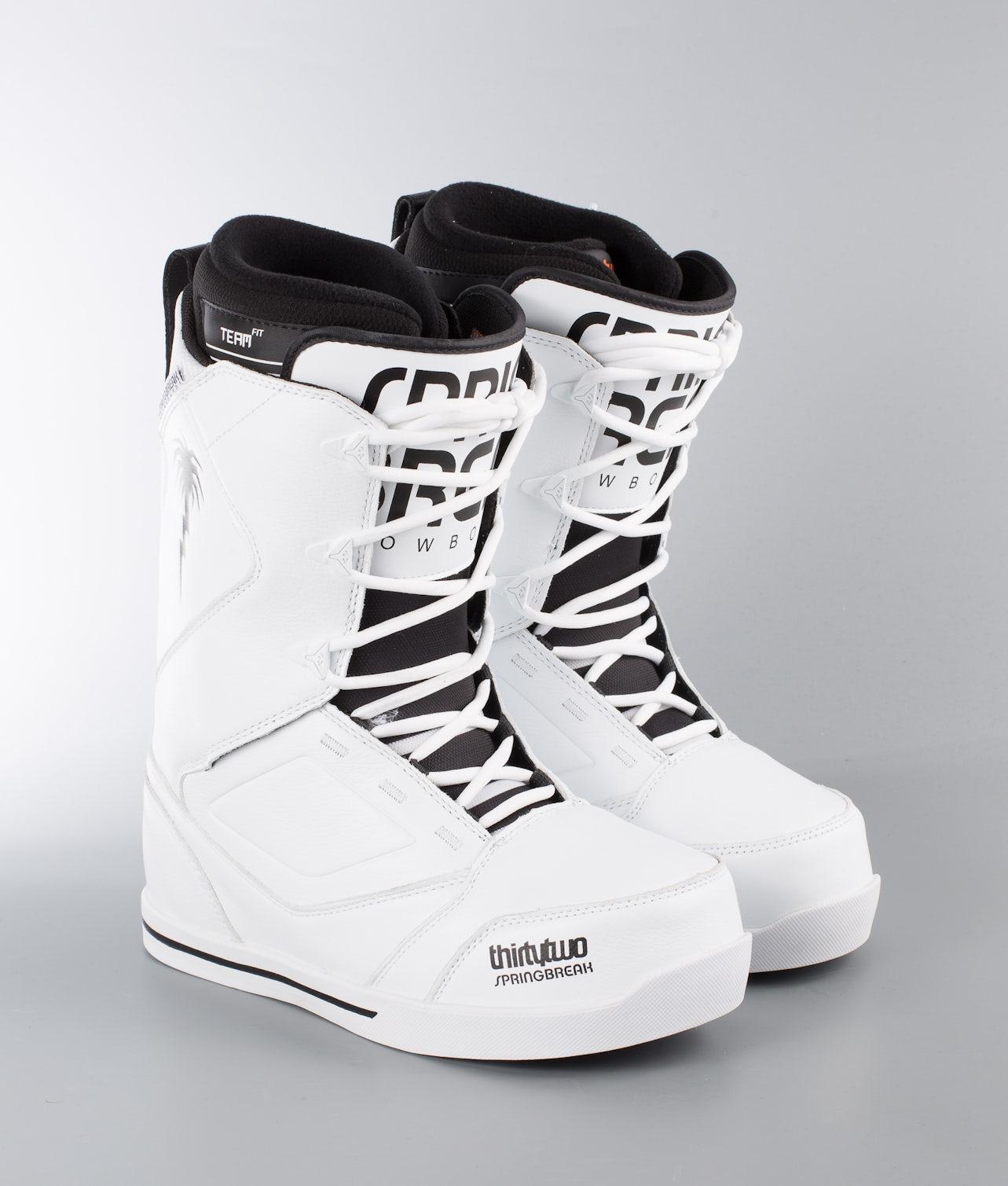 Kaufe Zephyr Premium Spring Break 18 Snowboardboots von Thirty Two bei Ridestore.de - Kostenloser, schneller Versand & Rückversand.