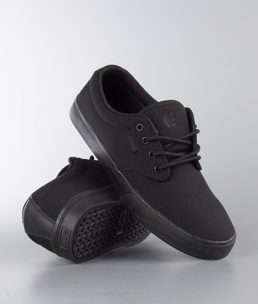 Etnies Jameson 2 Eco Shoes Black/Black