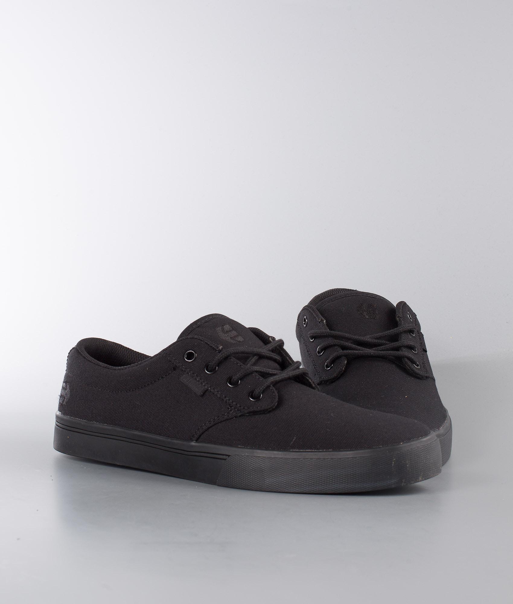 46443be26bb015 Etnies | Jameson 2 Eco de chez Chaussures Black/Black | Ridestore.fr