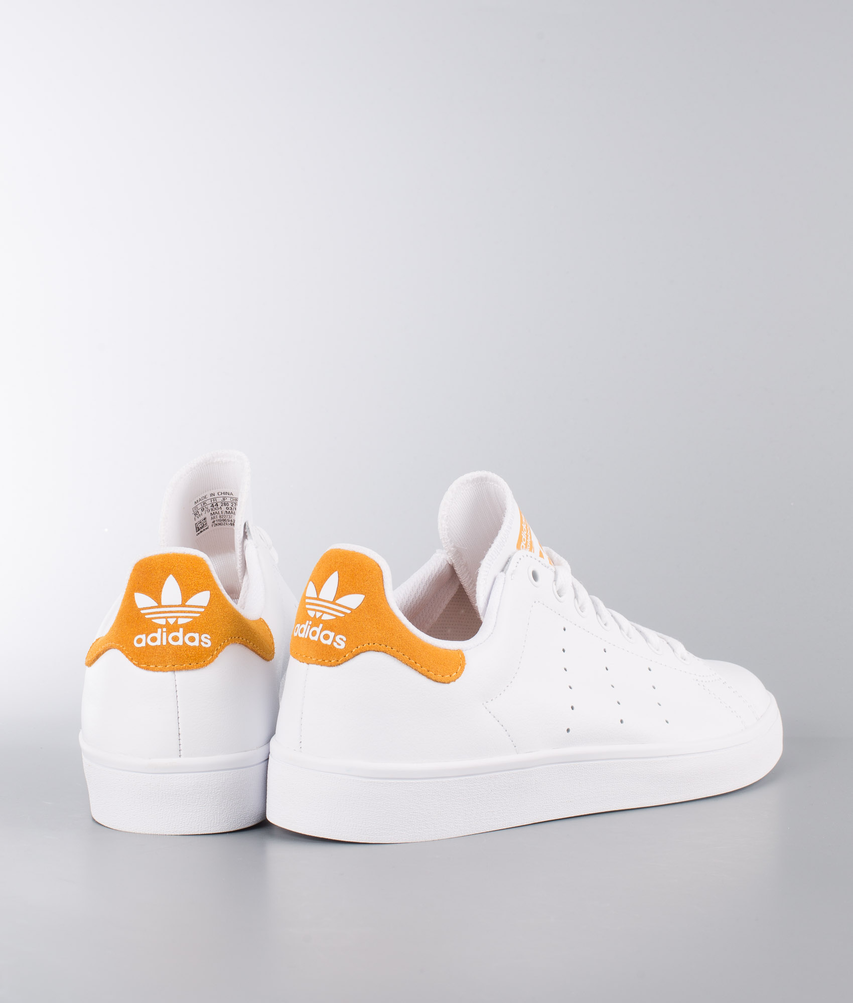 Adidas Skateboarding Stan Smith Vulc Schuhe Ftwr WhiteFtwr WhiteTactical Yellow