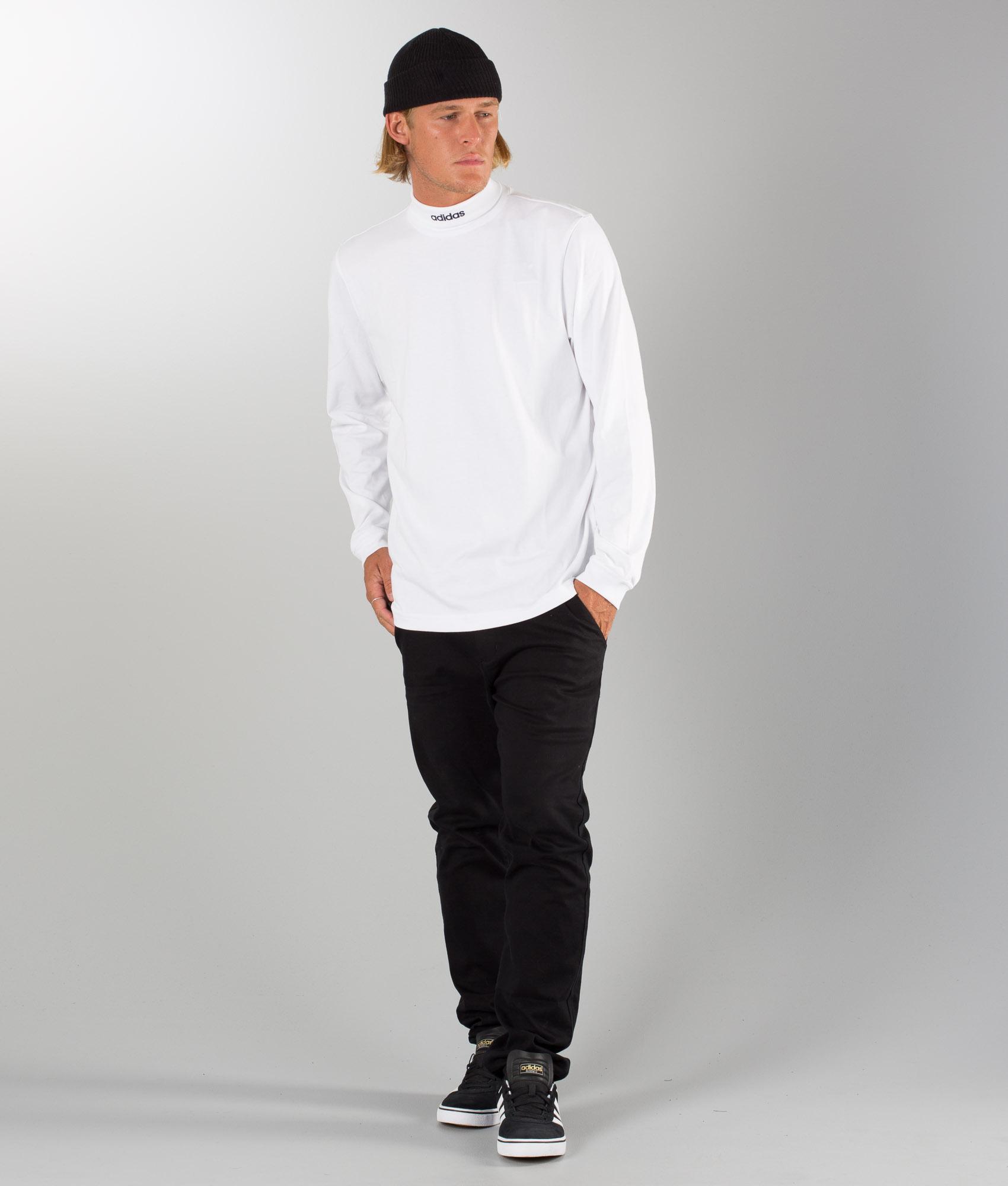 Whitecollgegiate Adidas Skateboarding Hicollar Navy Chez Pull De ZwPXrqFw