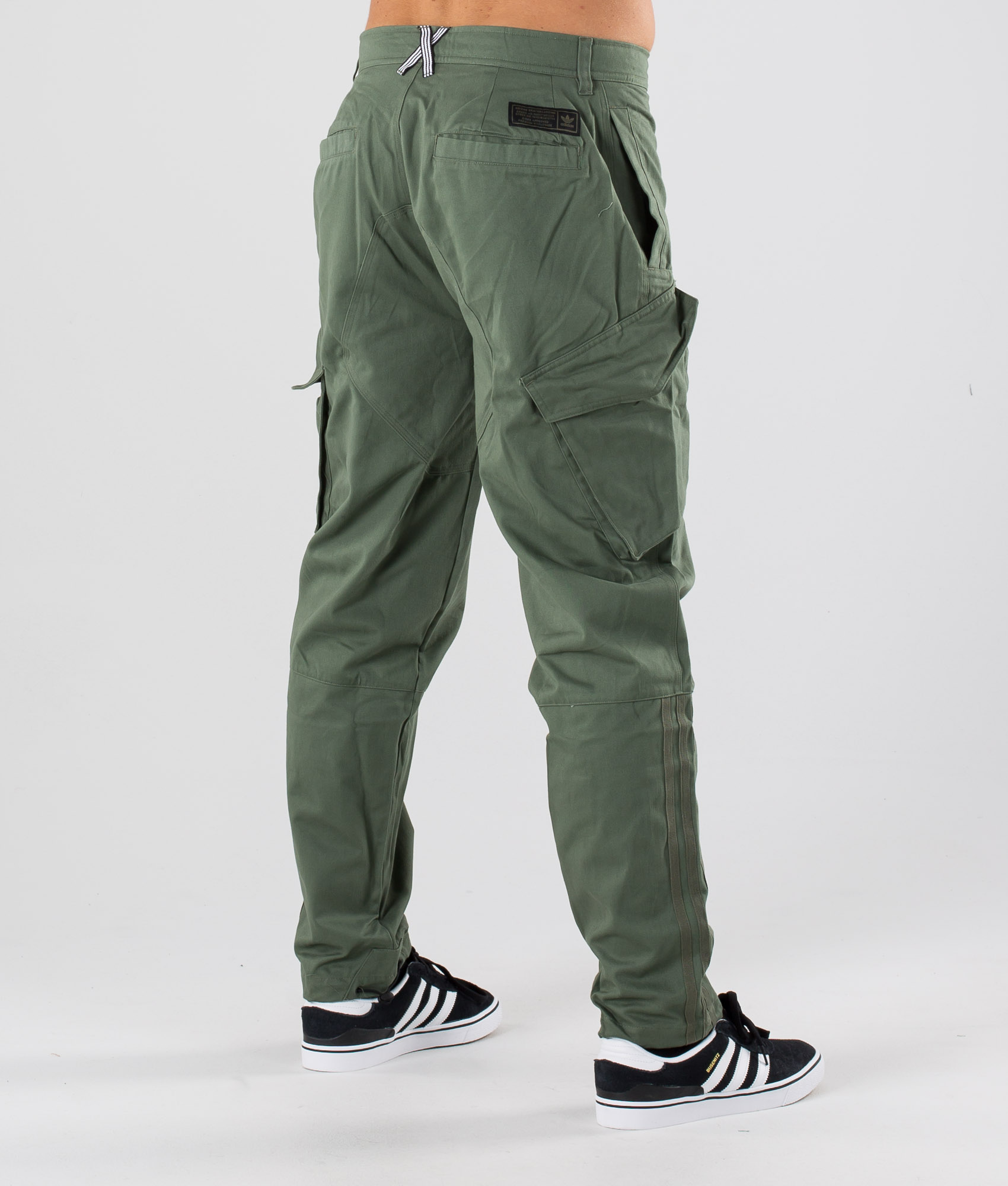 Adidas Skateboarding Cargopants Hosen Base Green