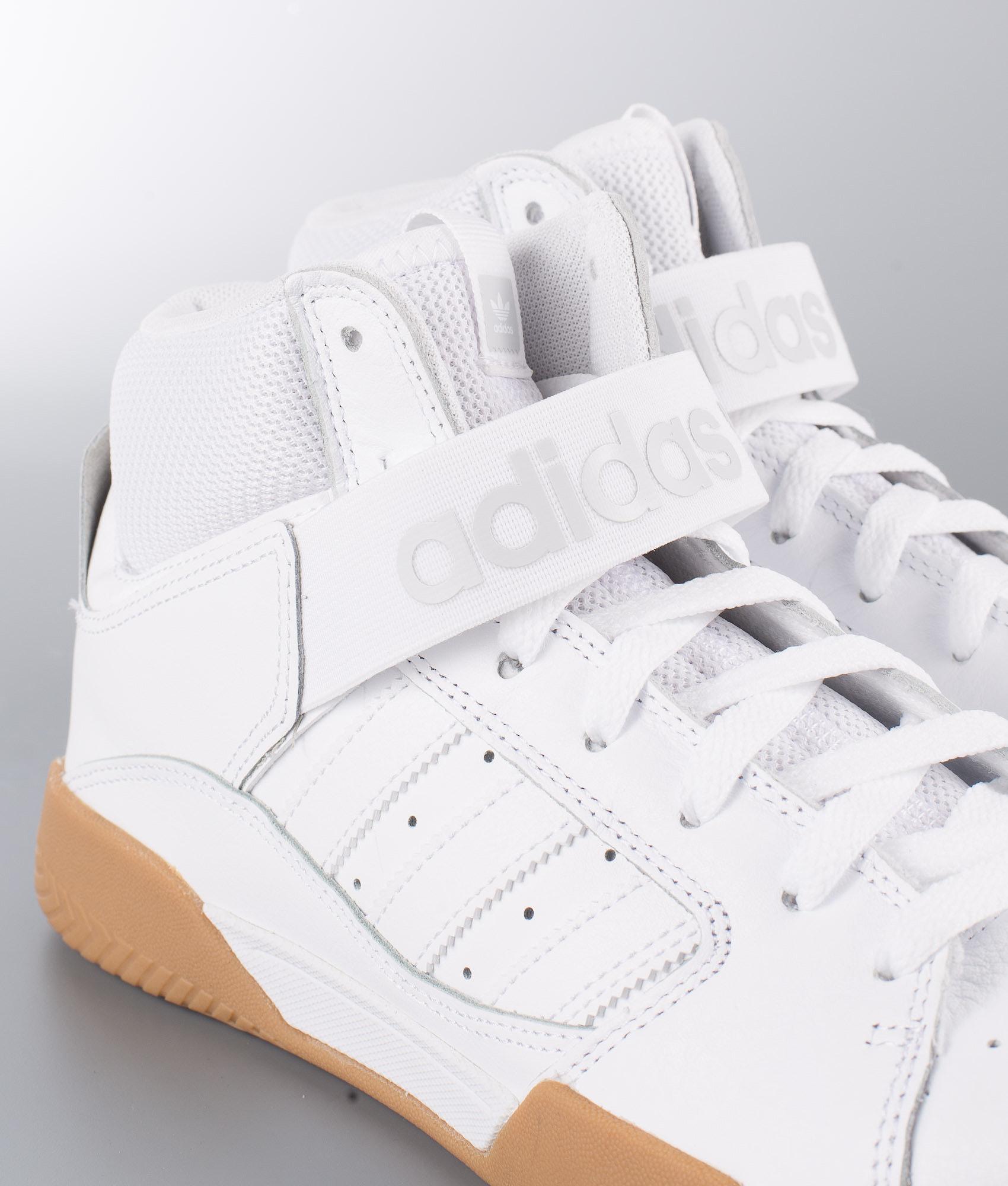 3a99f4ccf45 Adidas Skateboarding VRX Mid Shoes Ftwr White/Ftwr White/Gum4 ...