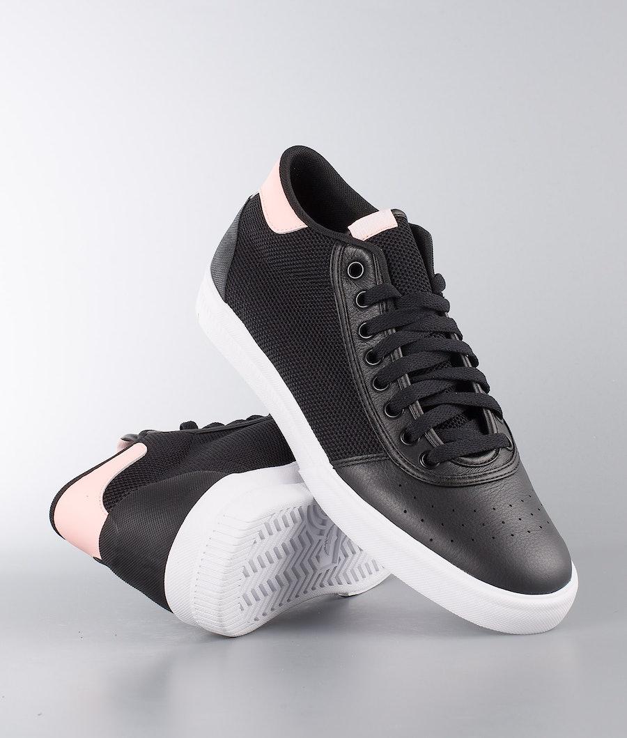 Adidas Skateboarding Lucas Premiere Mid Skor Core Black/Ftwr White/Hazcor