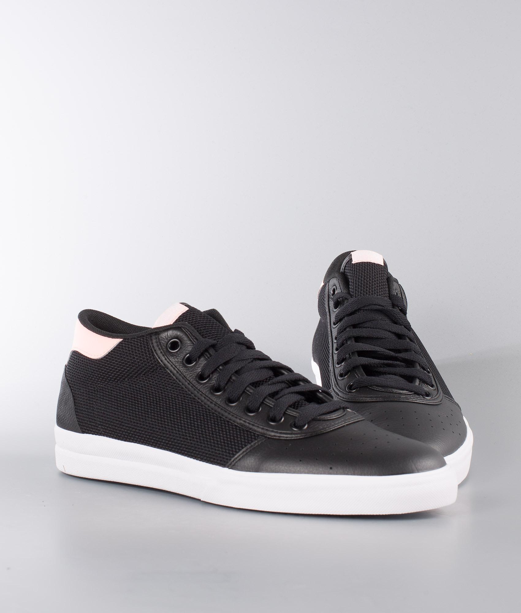 6a025eca9dbf9 Adidas Skateboarding Lucas Premiere Mid Shoes Core Black/Ftwr White/Hazcor
