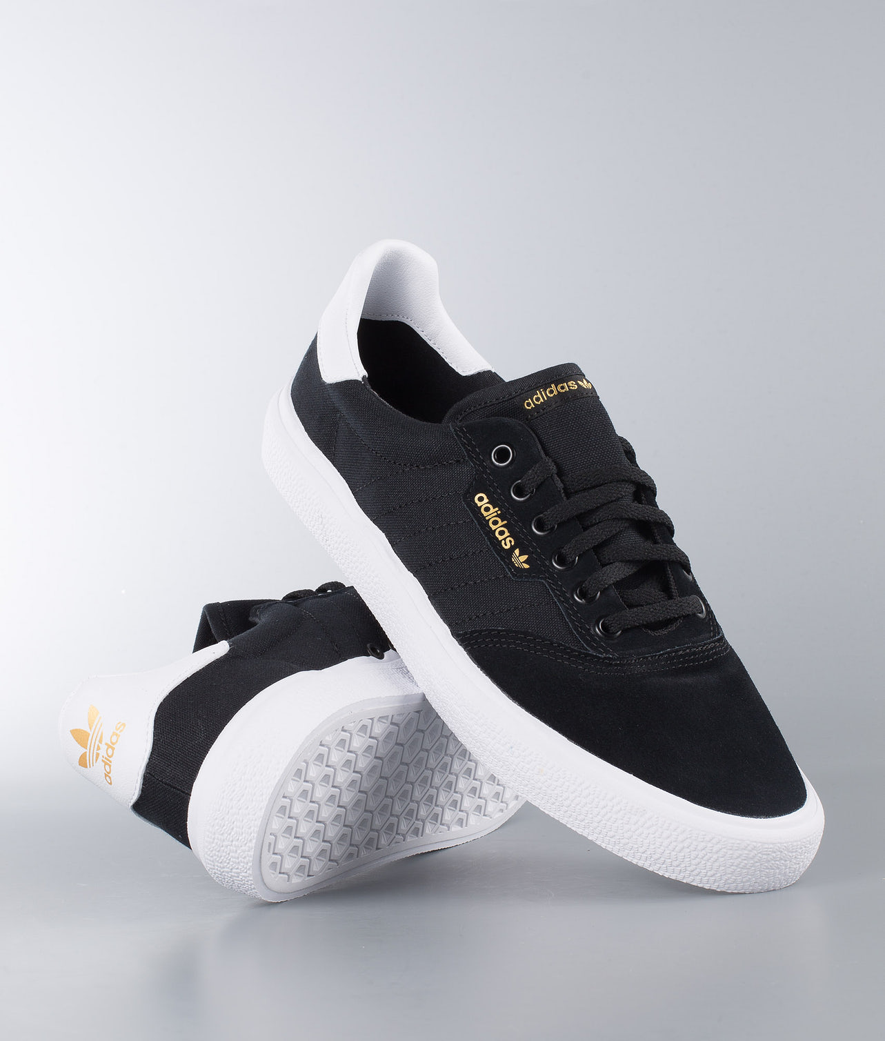 Adidas Skateboarding 3MC Sko Core Black/Ftwr White/Core Black