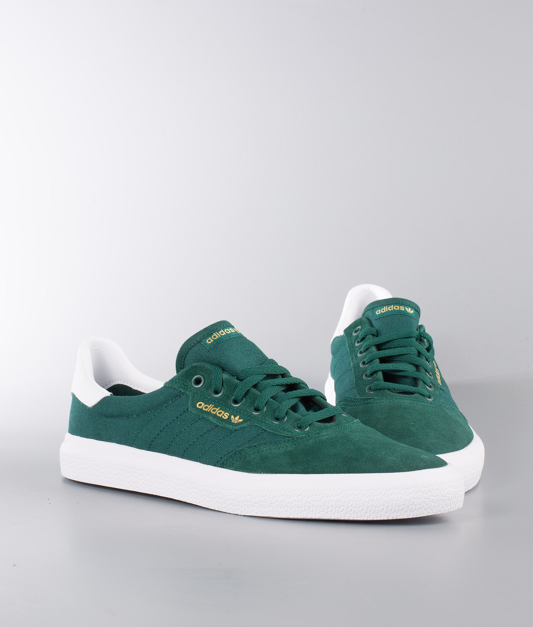 Adidas Skateboarding 3MC Shoes Collegiate Green Ftwr White ... 42fd78cf5