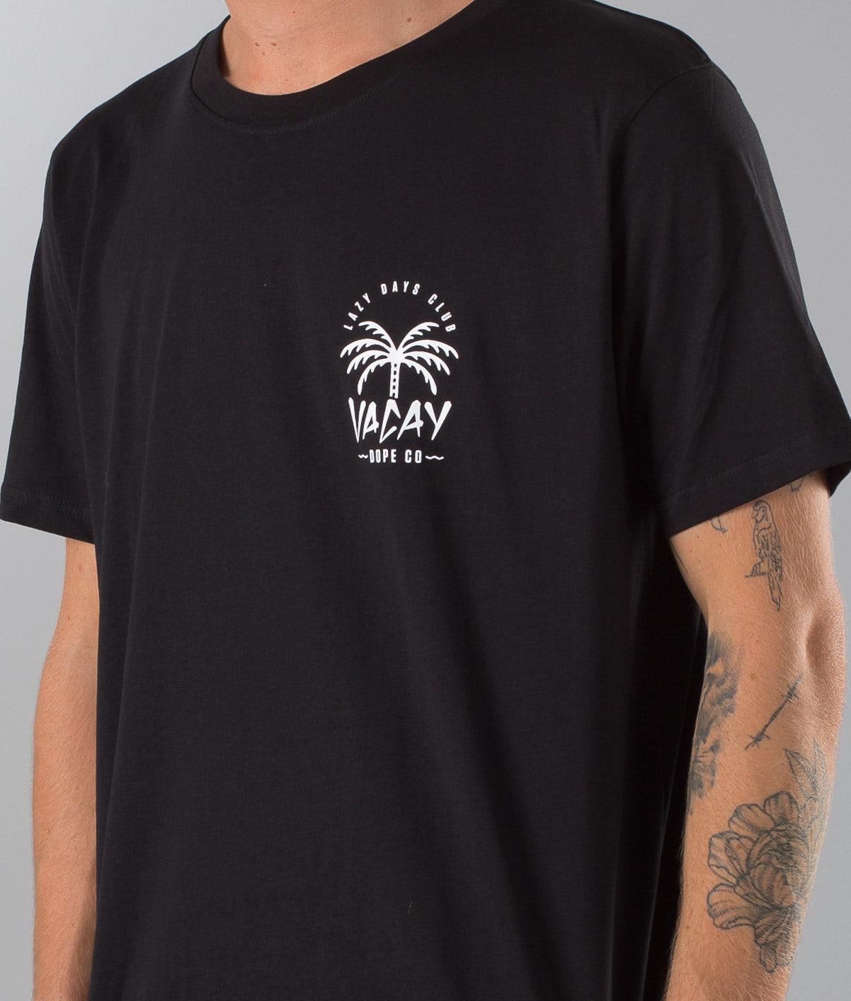 Kjøp Palm T-shirt fra Dope på Ridestore.no - Hos oss har du alltid fri frakt, fri retur og 30 dagers åpent kjøp!