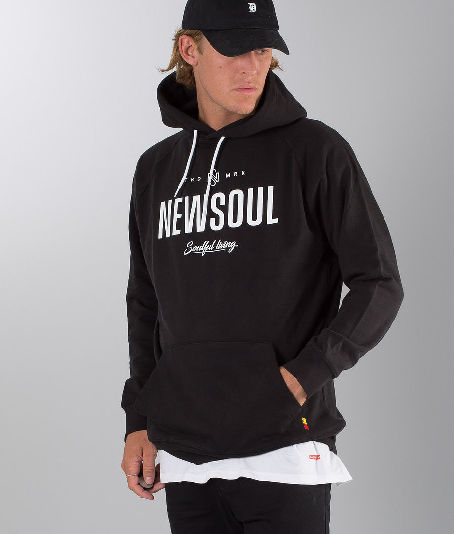Newsoul Dust Huppari Black