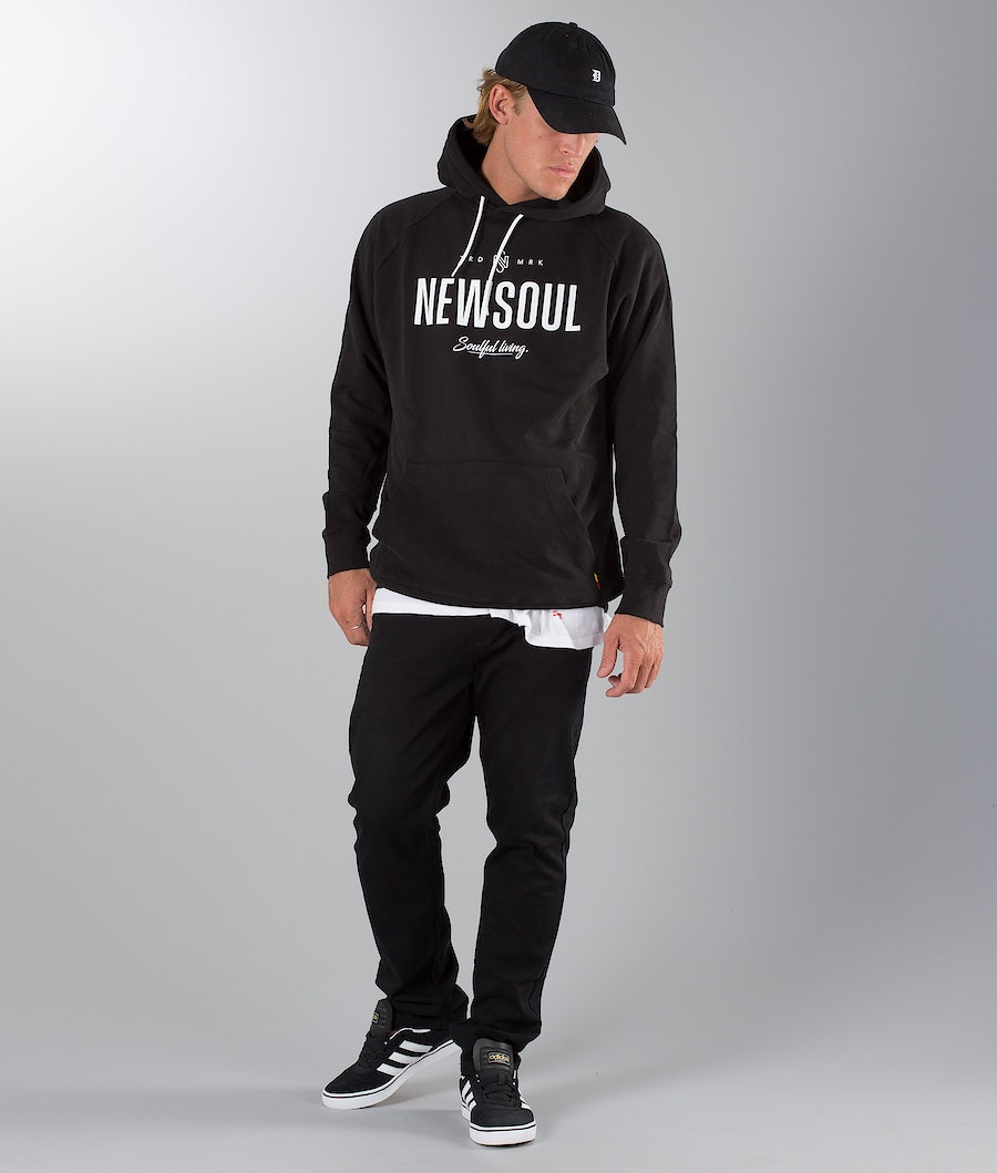 Newsoul Dust Capuche Black