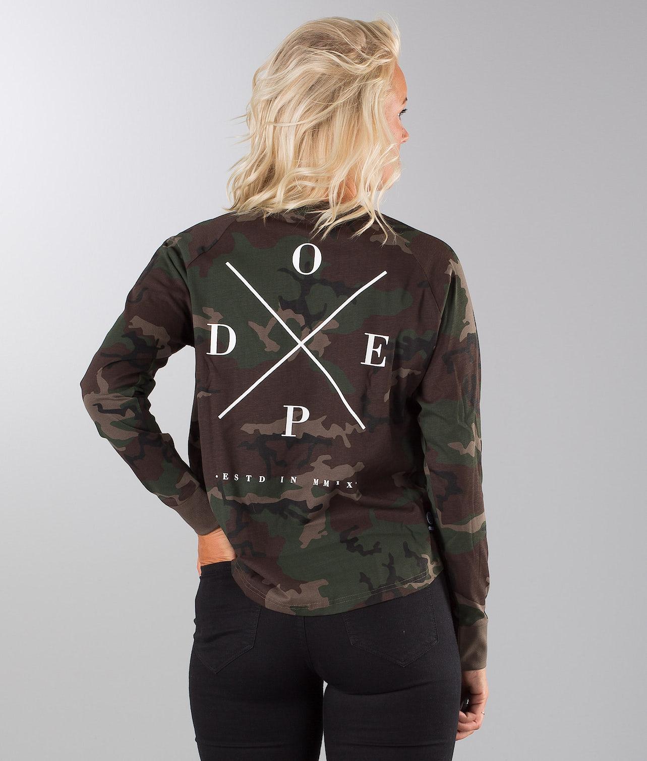 Köp 2X-up Copain Longsleeve från Dope på Ridestore.se Hos oss har du alltid fri frakt, fri retur och 30 dagar öppet köp!