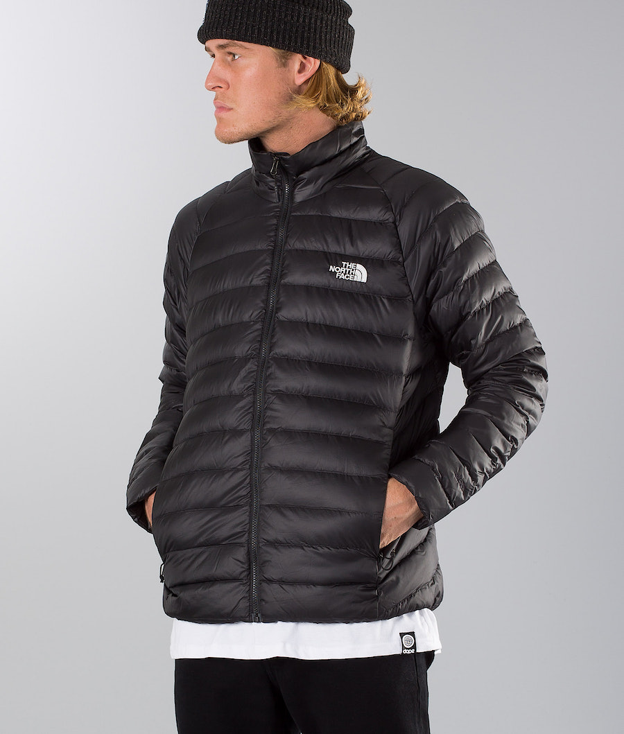 The North Face Trevail Jacket tnf black/tnf black