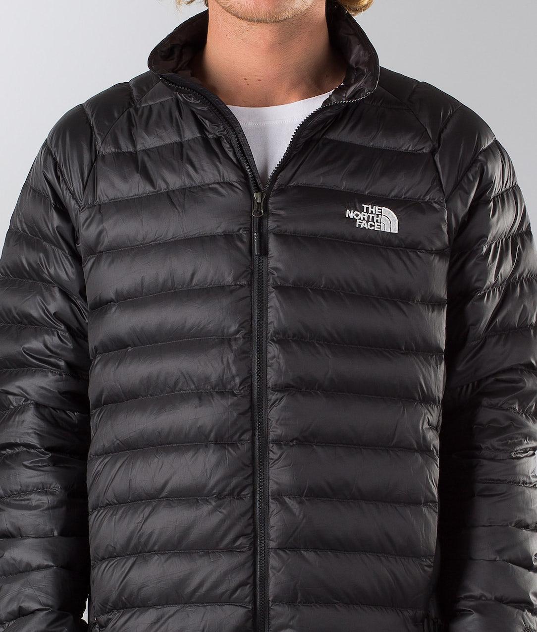 snelle levering frisse stijlen nieuw concept The North Face Trevail Jacket tnf black/tnf black