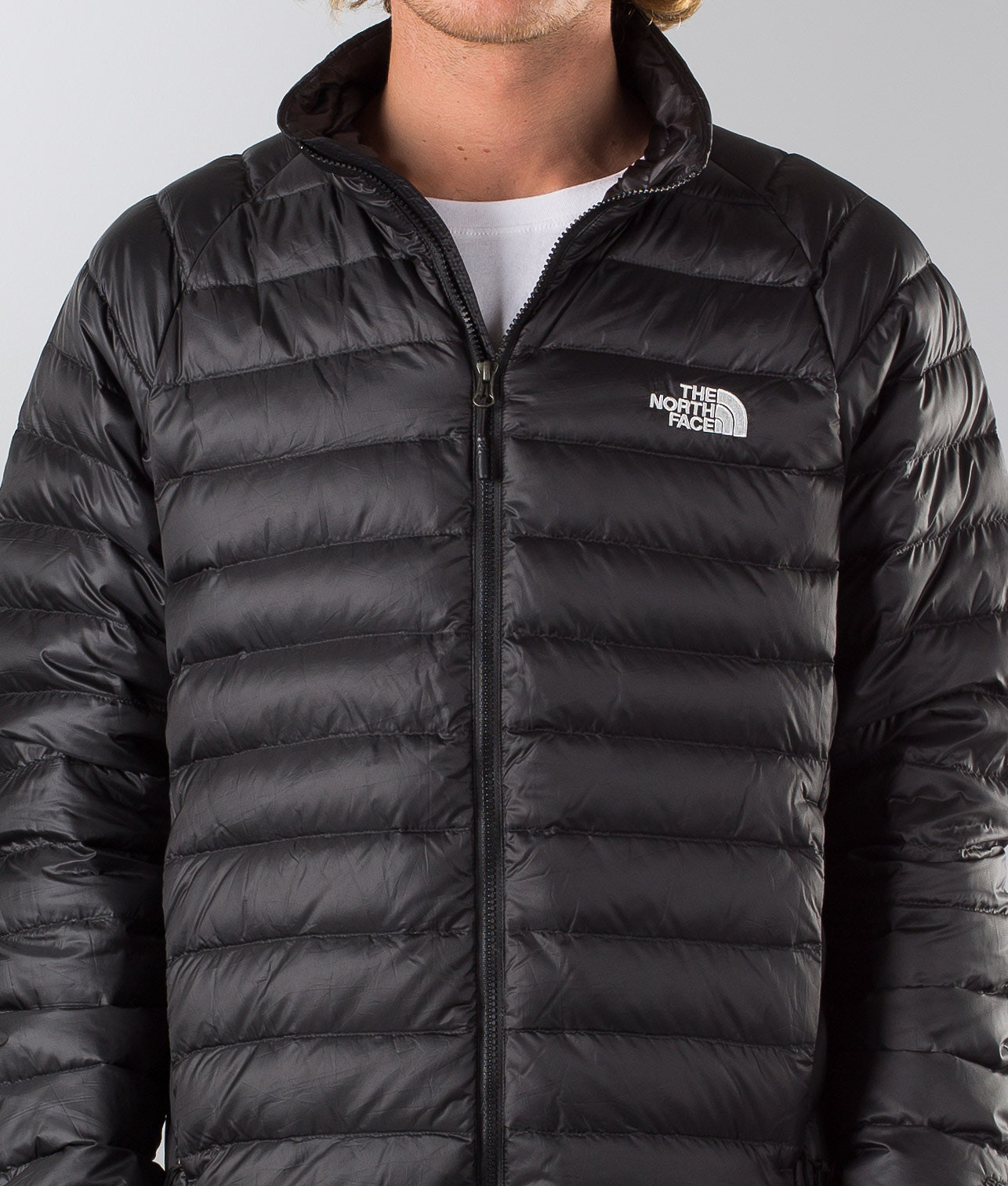 e7a5b0dbdd The North Face Trevail Jacke tnf black/tnf black - Ridestore.de