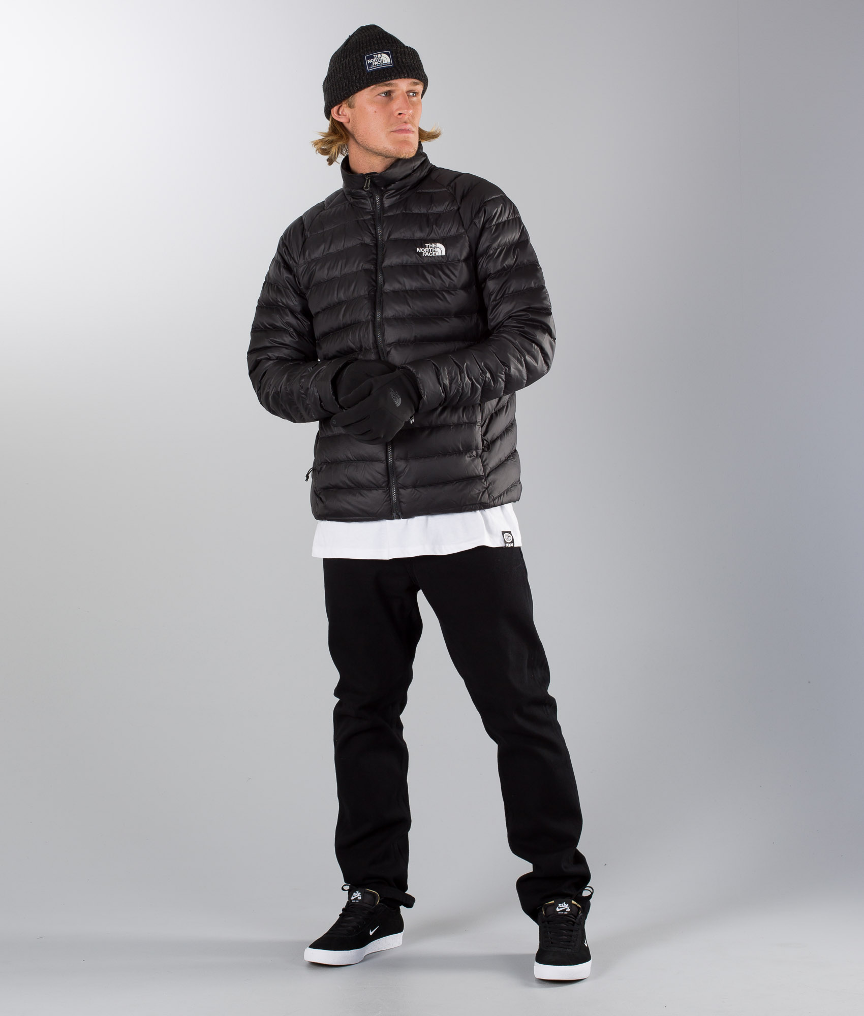 The North Face Trevail Jacke tnf blacktnf black