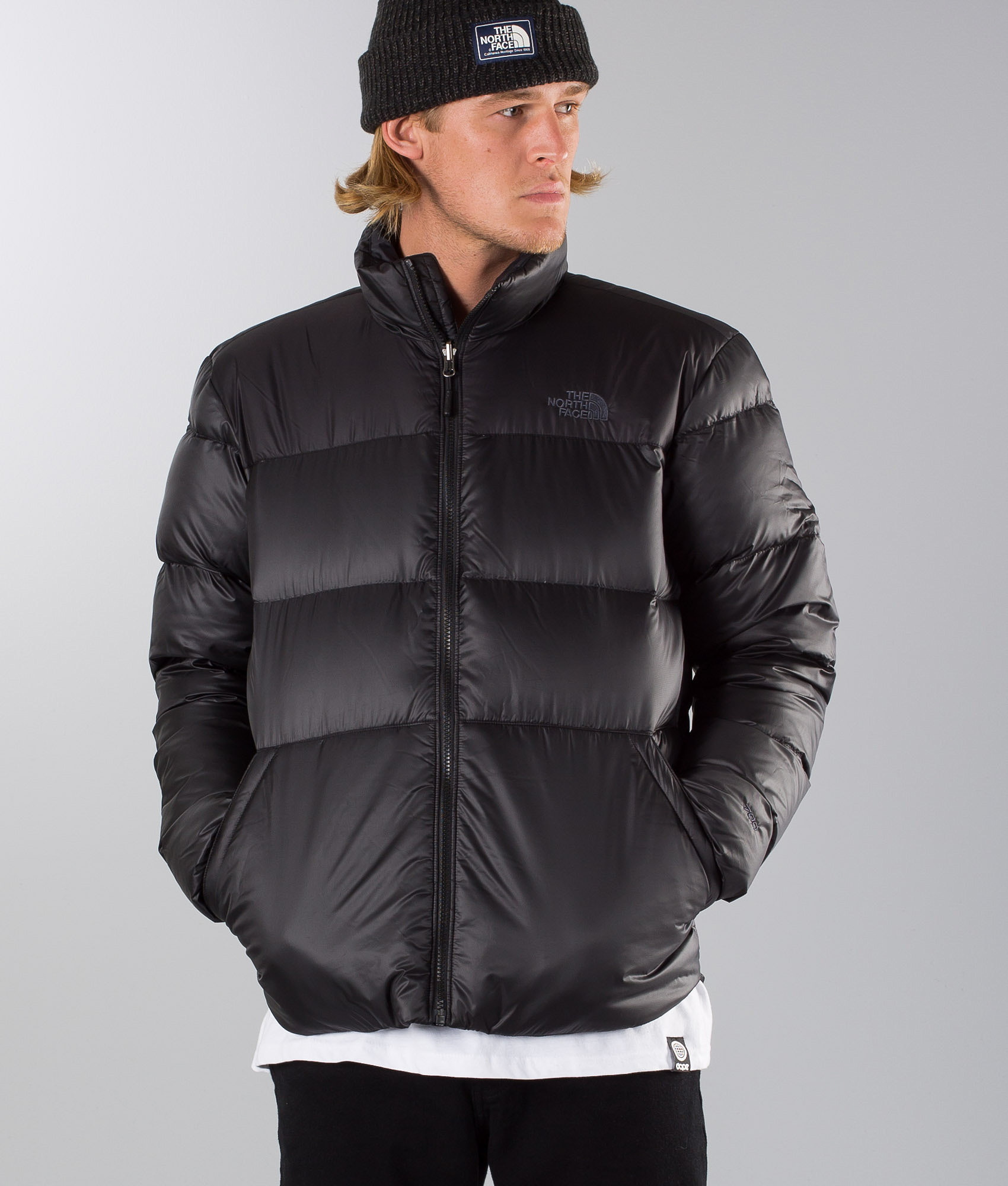 The North Face Nuptse III Giacca Tnf Black - Ridestore.it aab104951dea