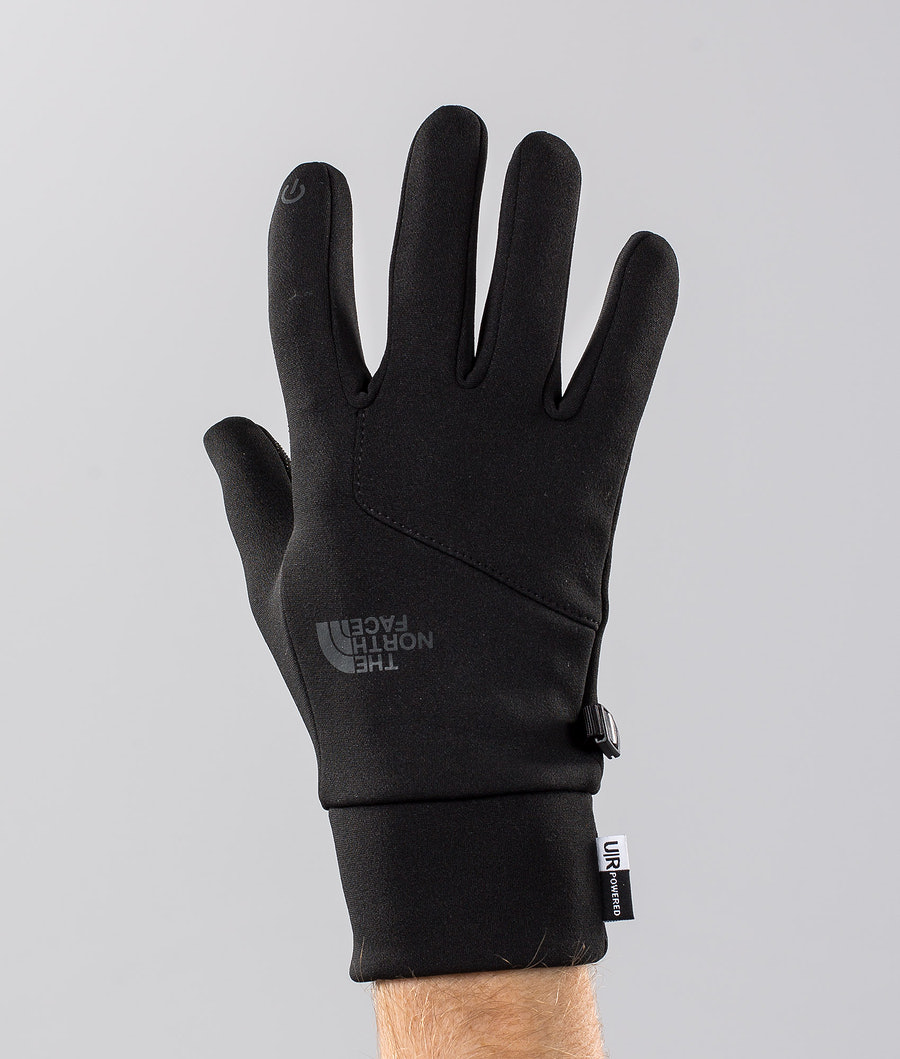 The North Face Etip Skihandschuhe Tnf Black