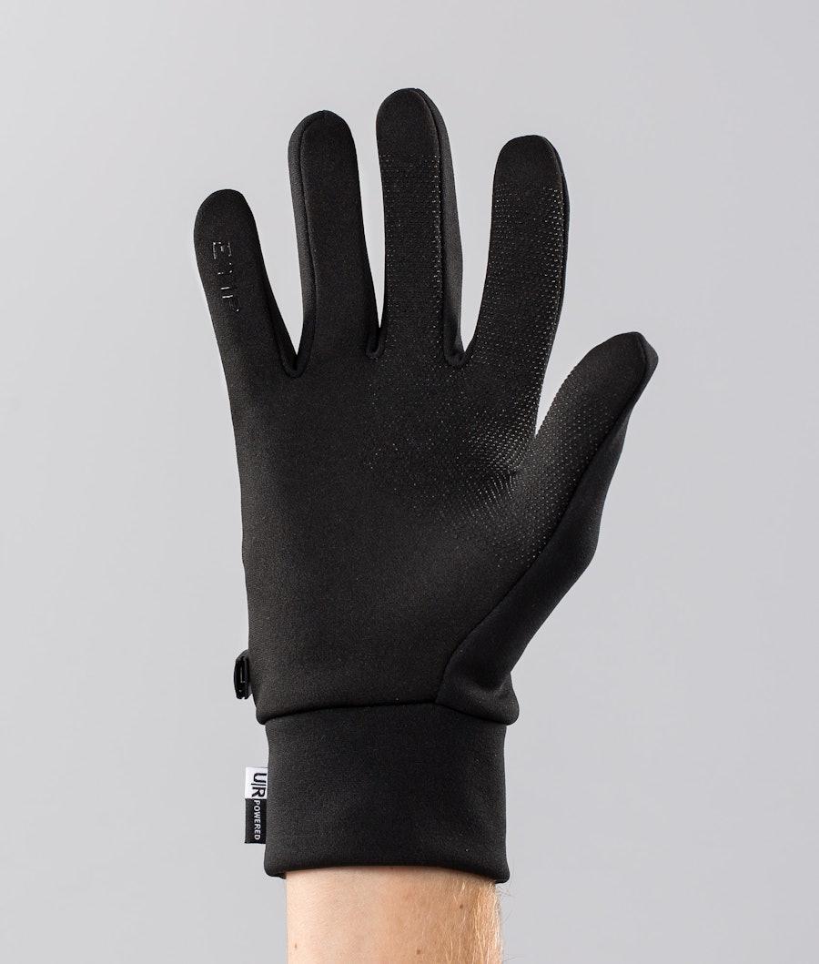 The North Face Etip Ski Gloves Tnf Black