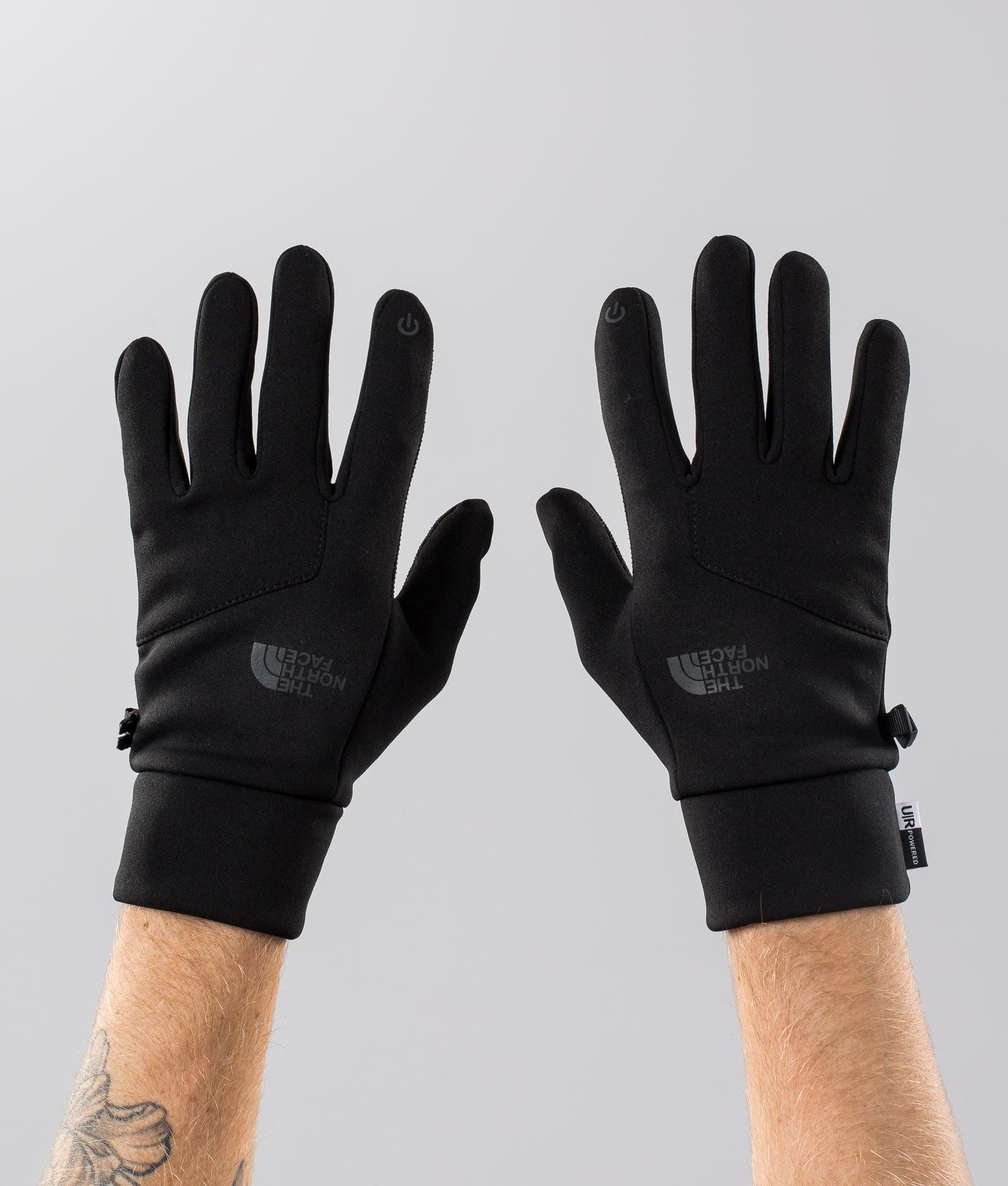 ba60afbcc8ef8 The North Face Etip Ski Gloves Tnf Black - Ridestore.com