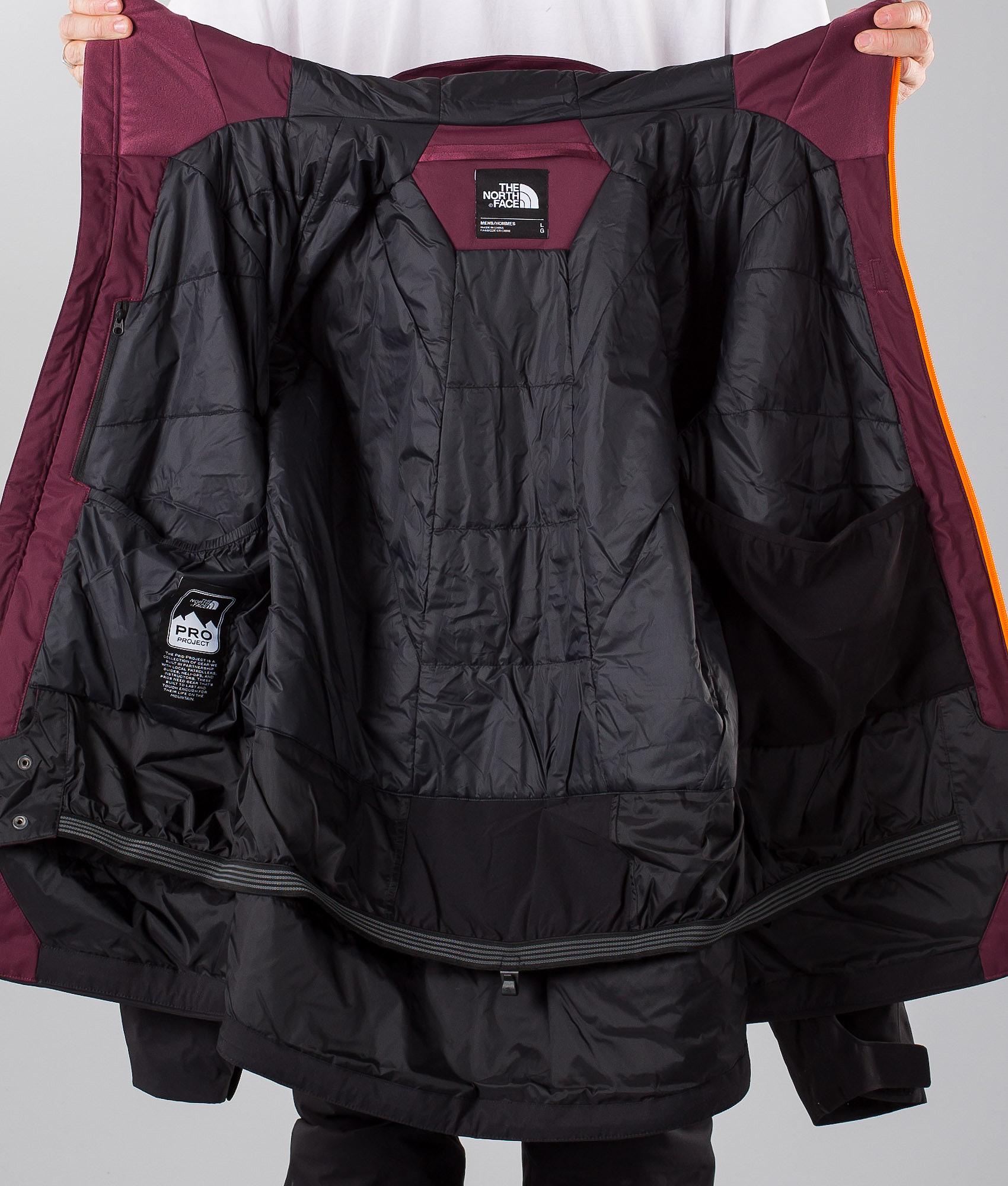 840906a0a1f7 The North Face Sickline Snowboard Jacket Fig Tnf Black - Ridestore.com